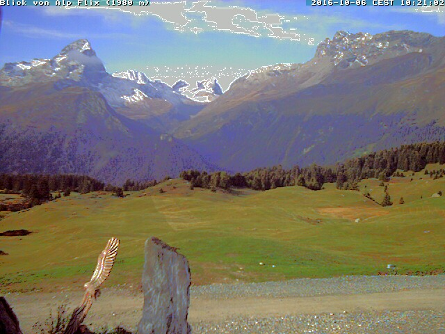 Webcams Sur - Alp Flix